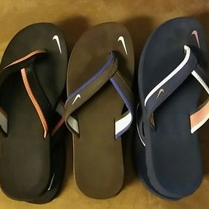 Nike Flip Flops Bundle of 3